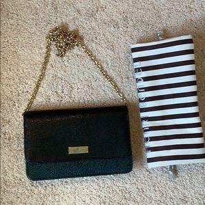 Crossbody wallet on a chain